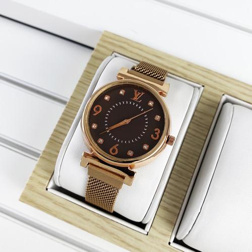 Louis Vuitton Diamonds Cuprum-Black