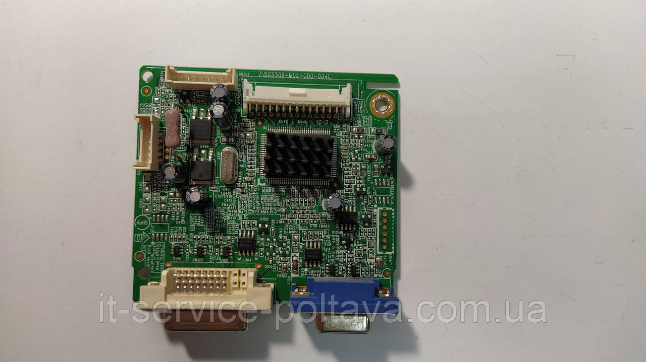 Плата скалер 715G5306-M02-000-004C для монітора Philips