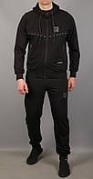 Чоловічий спортивний костюм Nike 5863 Чорний