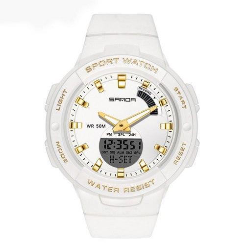 Sanda 6005 White-Gold