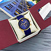 Emporio Armani Silicone 068 Cuprum-Blue, фото 5