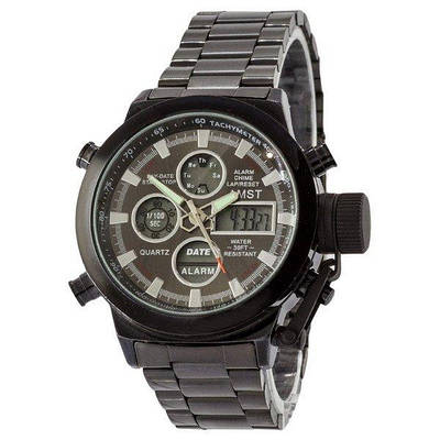 AMST 3003C Metall All Black