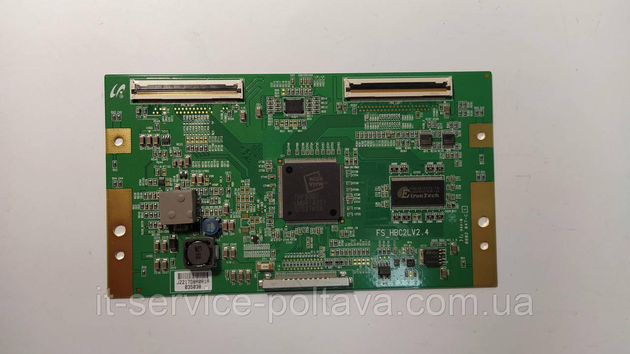 Плата T-Con FS_HBC2LV2.4 для телевізора Sony