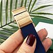 Часы наручные Ulysse Nardin Maxi Marine AAA Gold-Blue, фото 6