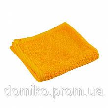 Салфетка кухонная махровая 30*30 желтая Узбекистан