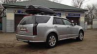 Дефлекторы окон (ветровики) Cadillac SRX 2004-