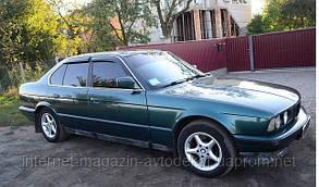 Дефлектори вікон (вітровики) BMW 5 (E34) sd 1988-1995