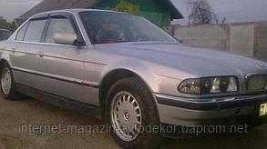 Дефлектори вікон (вітровики) BMW 7 (E38) 1994-2001