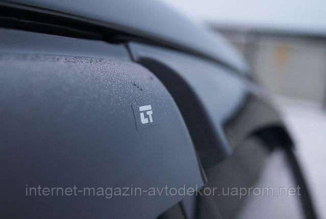 "Дефлекторы окон (ветровики) BMW X5 (F15) 2013 ""EuroStandard"""