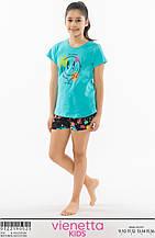 Підліткова піжама з шортами,Vinetta