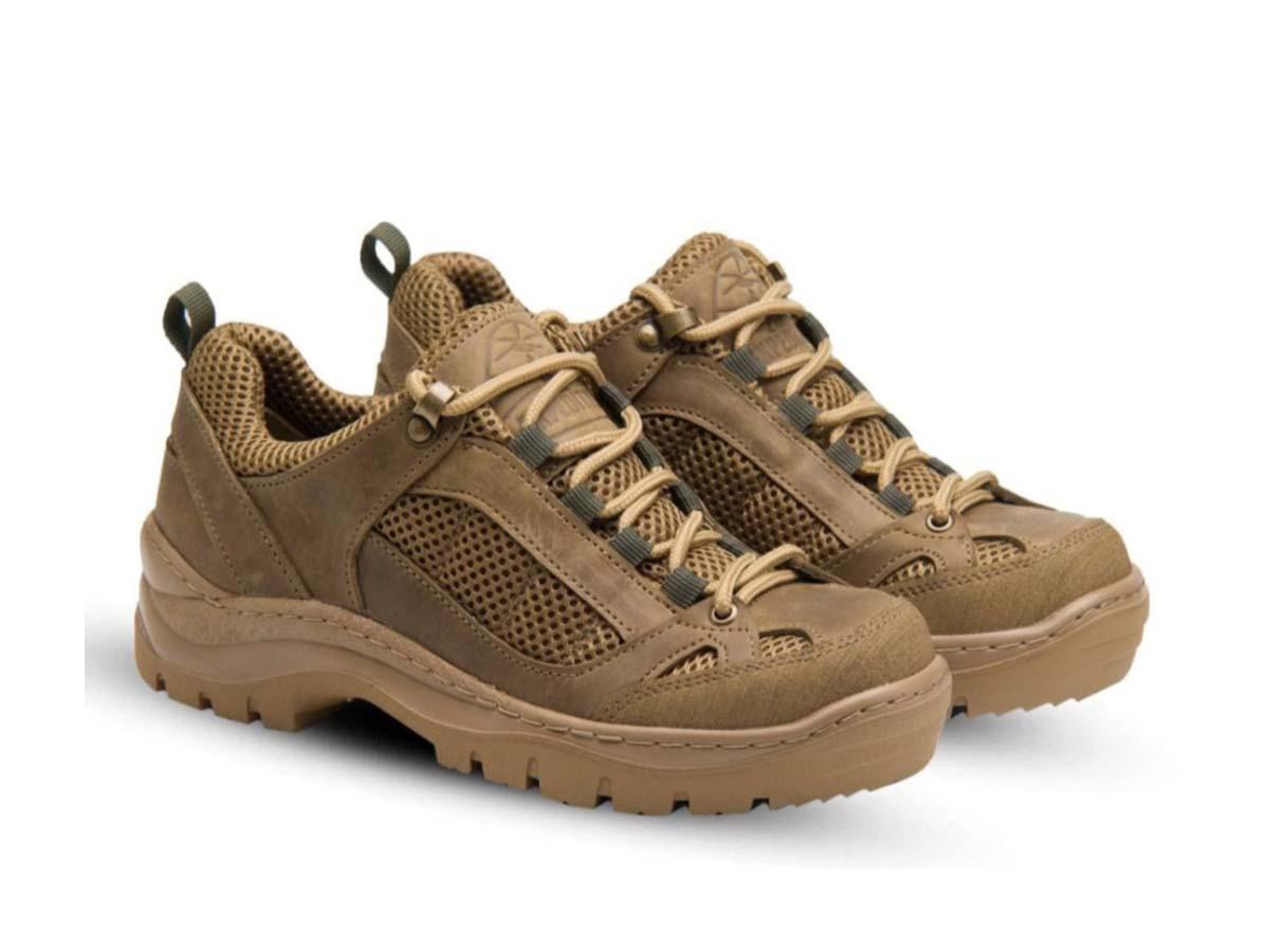 Жіночі тактичні кросівки 403 сітка/хакі