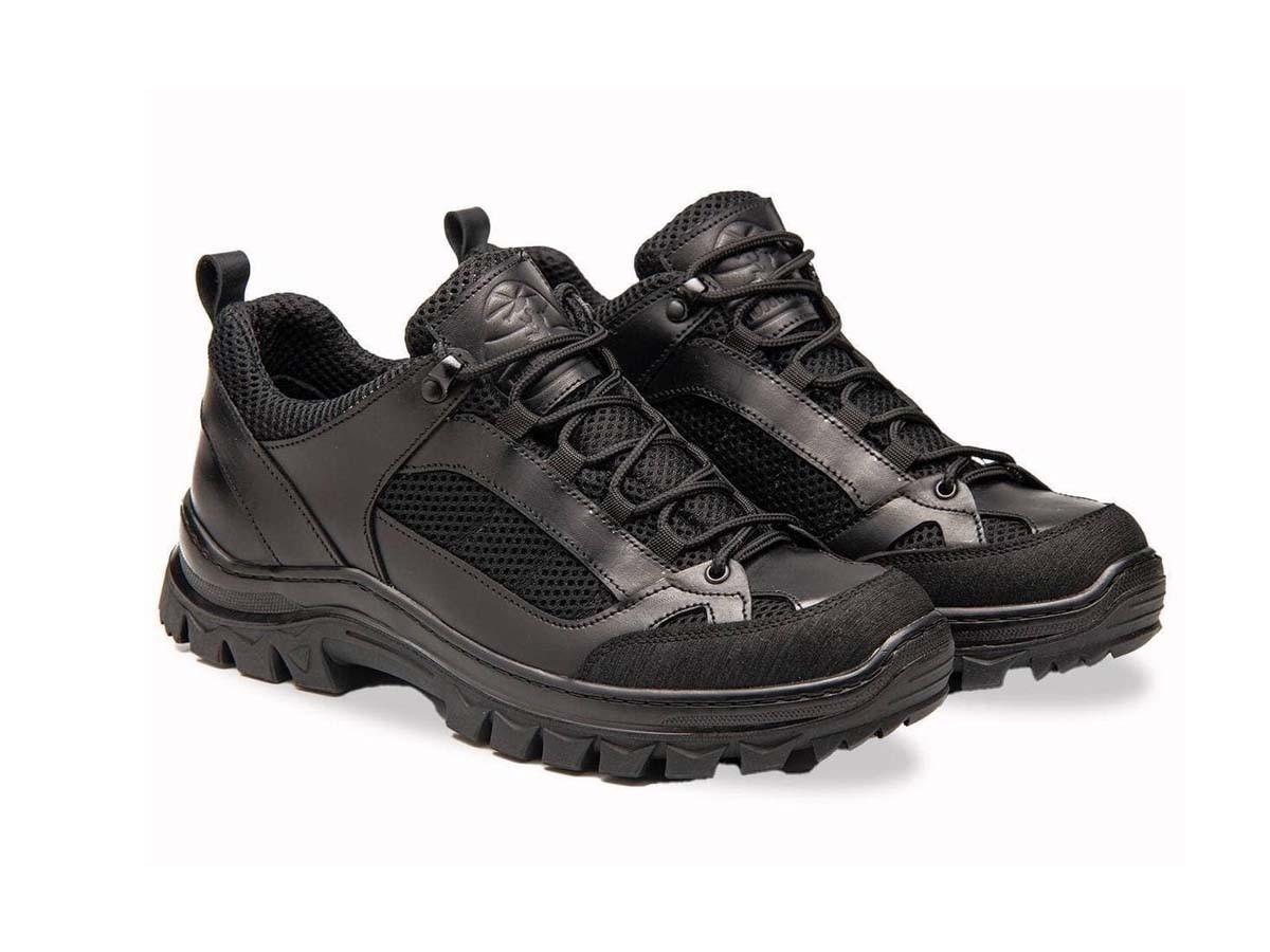 Тактичні кросівки 403 сітка/чорні