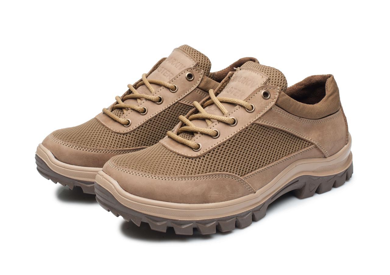 Тактичні кросівки – 116 сітка/койот