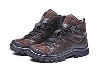 Жіночі трекінгові черевики 255 шоколад, фото 1