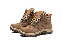 Жіночі тактичні черевики 118 койот/нубук