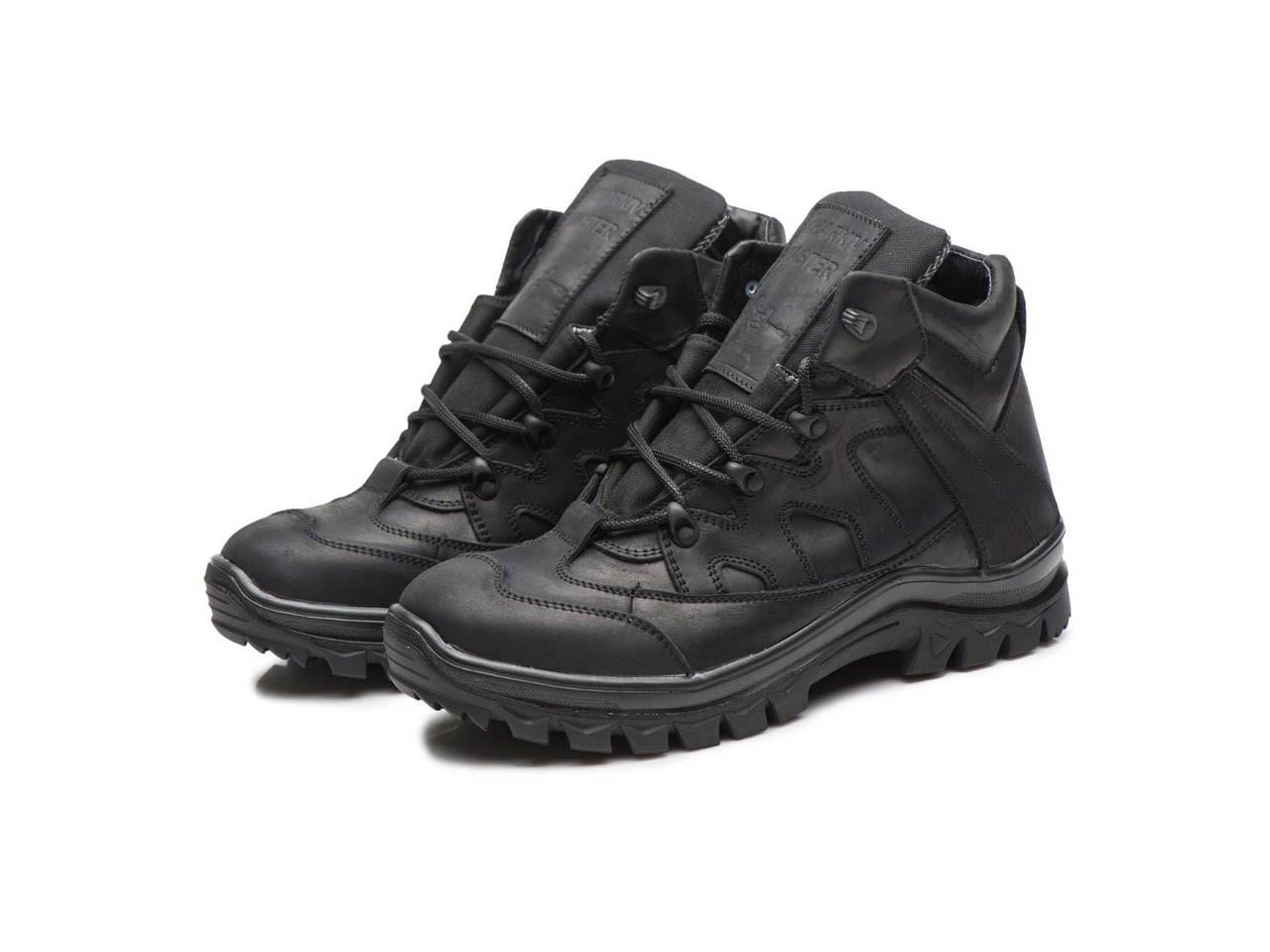 Тактичні черевики чорні 147