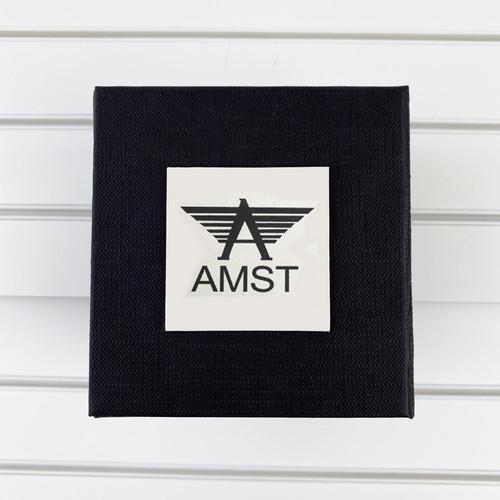 Коробочка з логотипом AMST Black