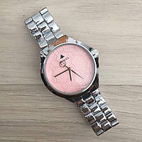 Gucci 7161 GFS Silver Pink