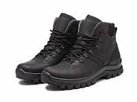 Жіночі трекінгові черевики чорні 260, фото 1