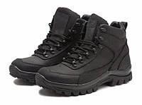 Тактичні черевики 144 чорні, фото 1