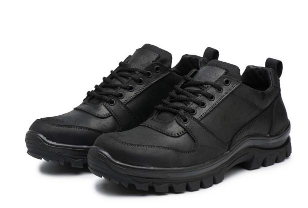 Тактичні кросівки чорні -135