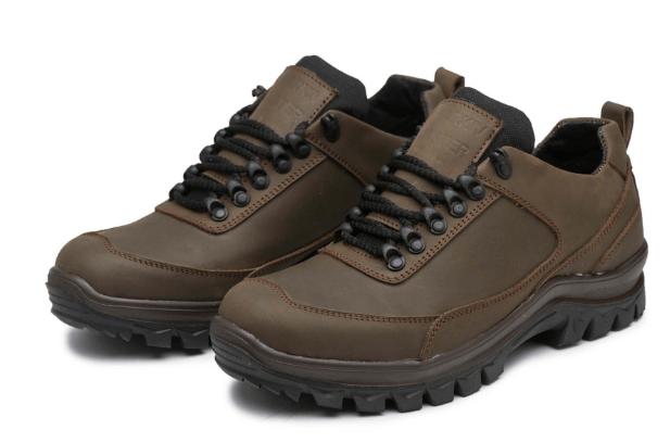 Тактичні кросівки -134 коричневі