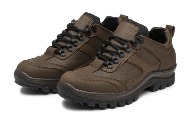 Тактичні кросівки -132 коричневі