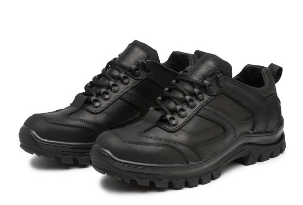 Тактичні кросівки -132 чорні/штурм