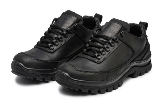 Тактичні кросівки -134 чорні/штурм