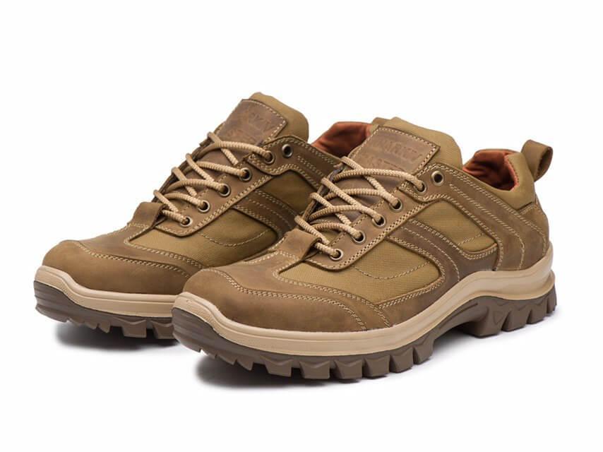 Тактичні кросівки -132 койот