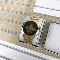 Gucci 6239 Gold-Green-Red