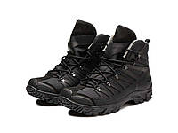 Трекінгові черевики 250 чорні, фото 1