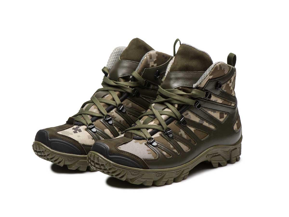 Трекінгові черевики 250 цифра