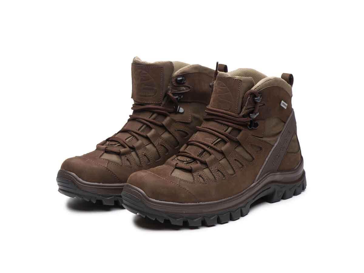 Тактичні черевики 50 коричневі