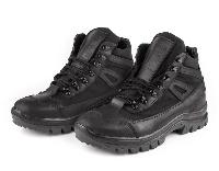 Тактичні черевики 109 чорні, фото 1