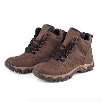 Жіночі тактичні черевики 118 коричневі, фото 1