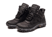 Жіночі тактичні черевики 118 чорні, фото 1