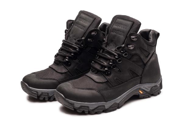 Жіночі черевики тактичні 118 чорні
