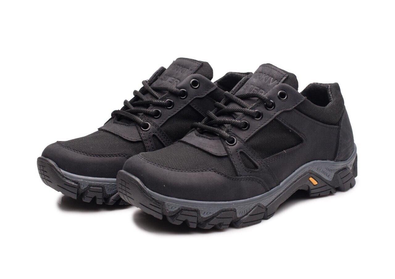 Жіночі тактичні кросівки -120 чорні