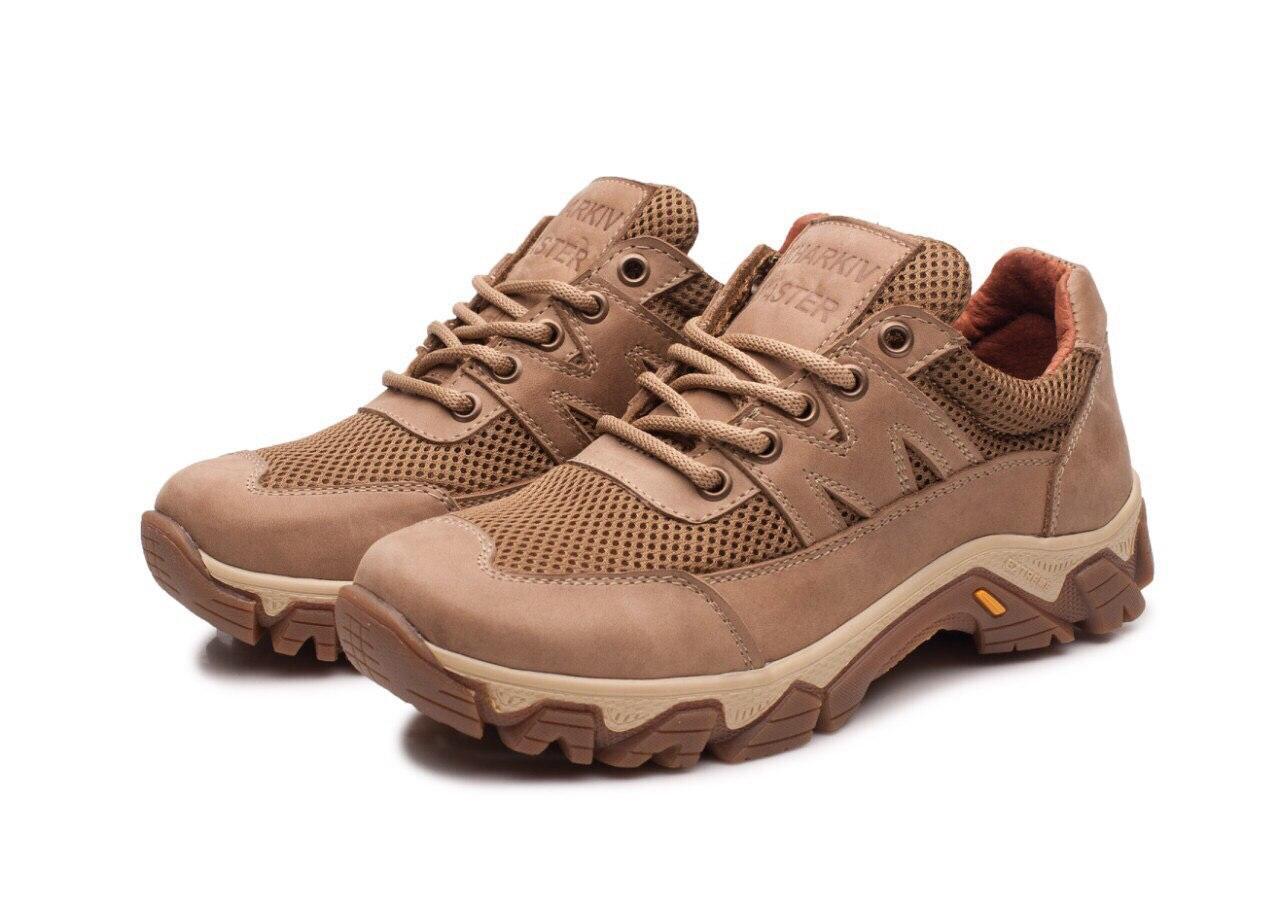 Жіночі тактичні кросівки -119 сітка/койот