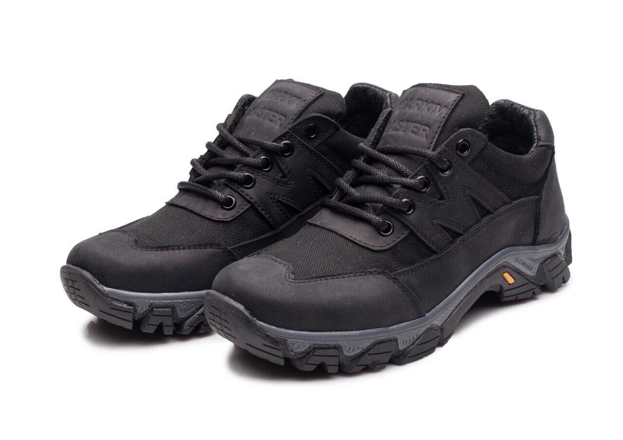 Жіночі тактичні кросівки -119 чорні