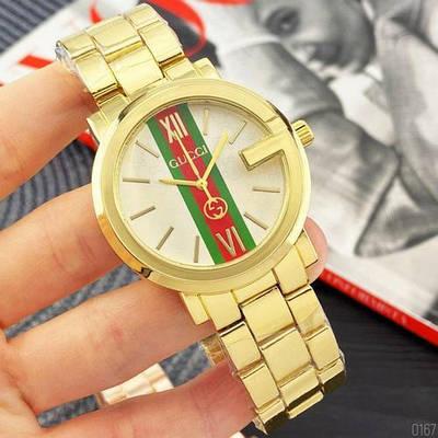 Gucci 6848ST Gold-White