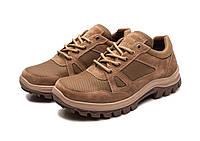 Тактичні кросівки 114 сітка/замша/койот, фото 1