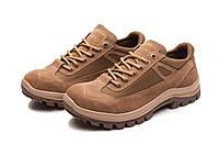 Тактичні кросівки 113 сітка/замша/койот, фото 1
