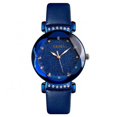 Skmei 9188 Blue Diamonds