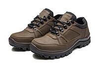 Тактичні кросівки 114 коричневі, фото 1