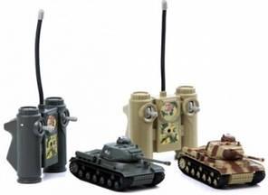 Танковый бой на радиоуправлении 529, 2 танка в компл., фото 2