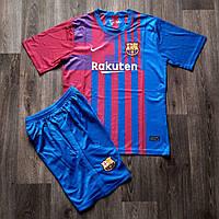 Дитяча футбольна форма Барселона домашня сезон 2021-2022
