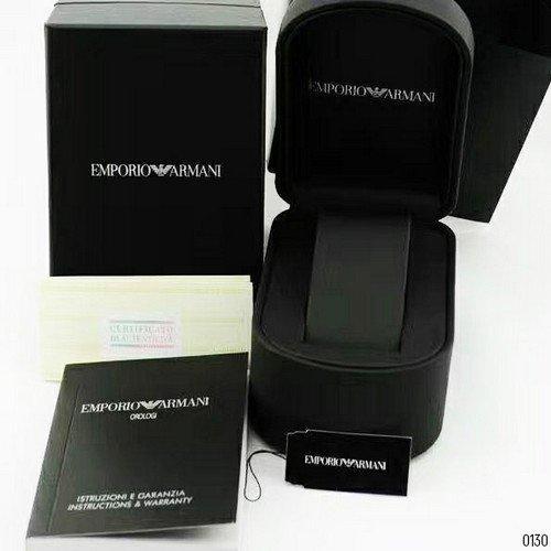 Коробочка фирменная Emporio Armani Black
