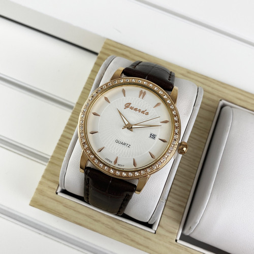 Guardo 10603 Brown-Cuprum-White
